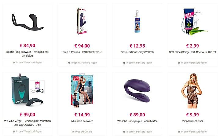Gutschein Novum Sale Fetish Toys