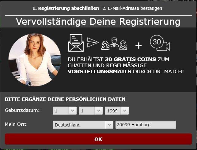 Dates18 30Coins Gutschein
