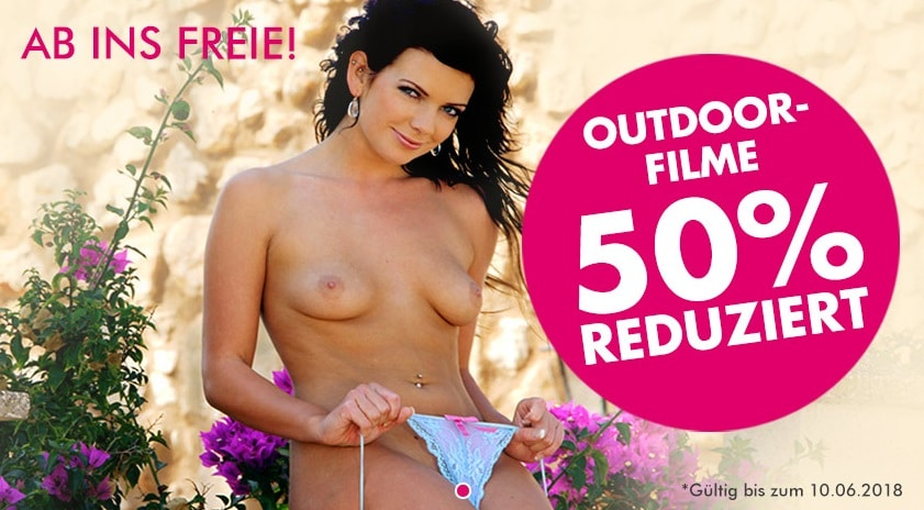 Beate Uhse Movie 50% Outdoorfilme